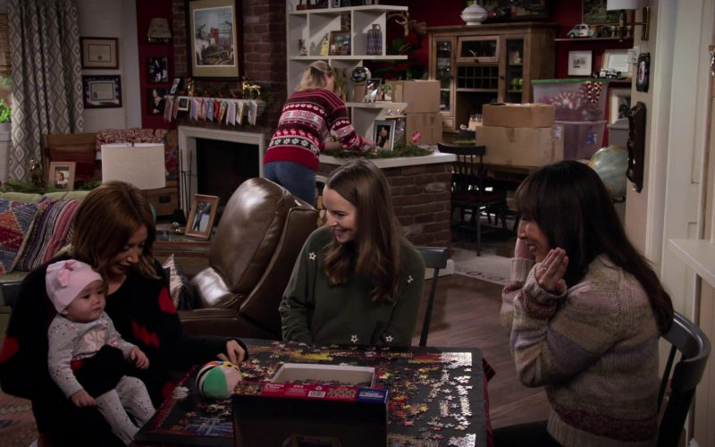 White Mountain Puzzles in Merry Happy Whatever Season 1 Episode 3 Interference (2019)