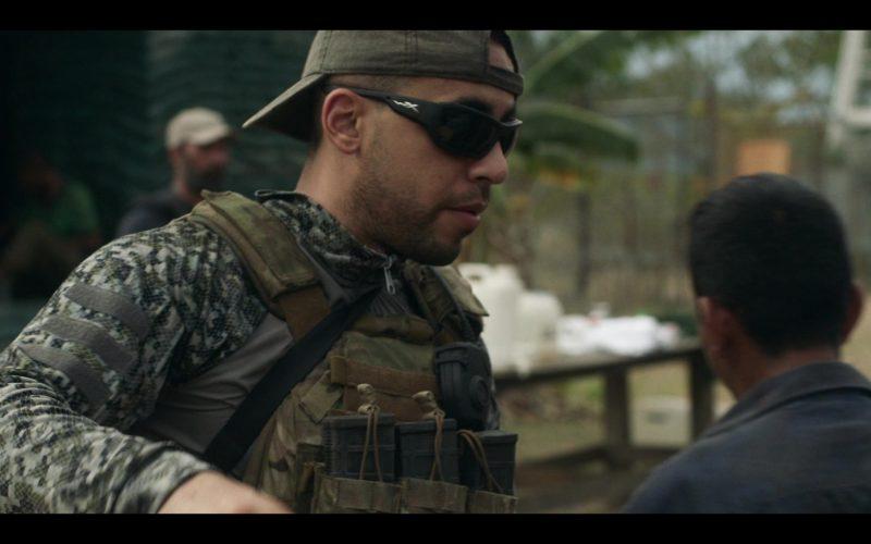 Wiley X Sunglasses in Tom Clancy's Jack Ryan Season 2 Episode 8 Strongman (2019)