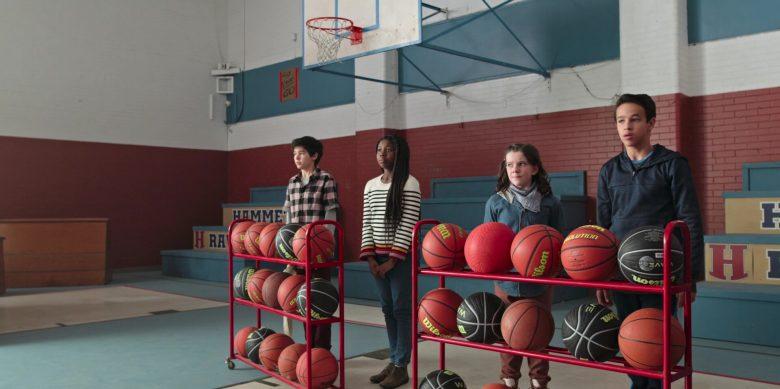Wilson Basketballs in Ghostwriter Season 1 Episode 7 The Wild, Wild Ghost, Part 3 (1)