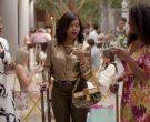 YSL Belt Worn by Taraji P. Henson as Loretha 'Cookie' Lyon in Empire Season 6 Episode 6 (3)