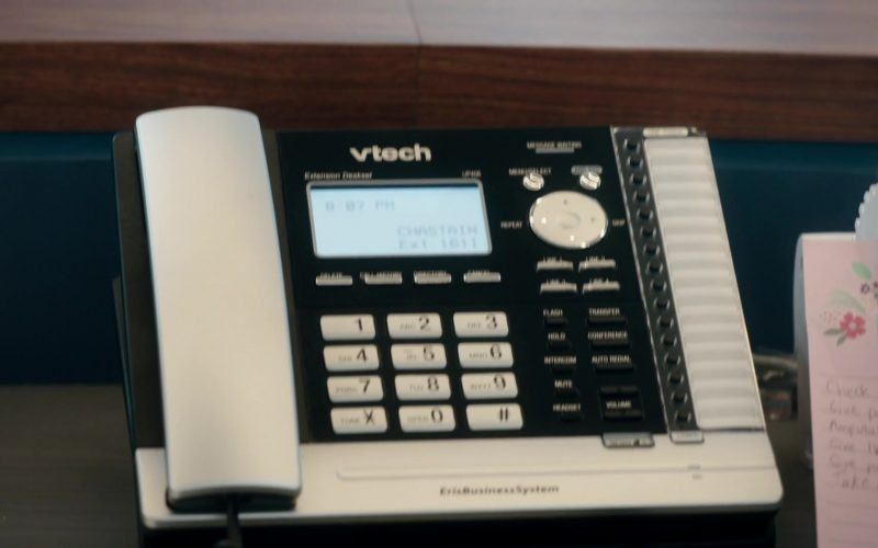vTech Phone in The Resident Season 3 Episode 5 Choice Words (2019)