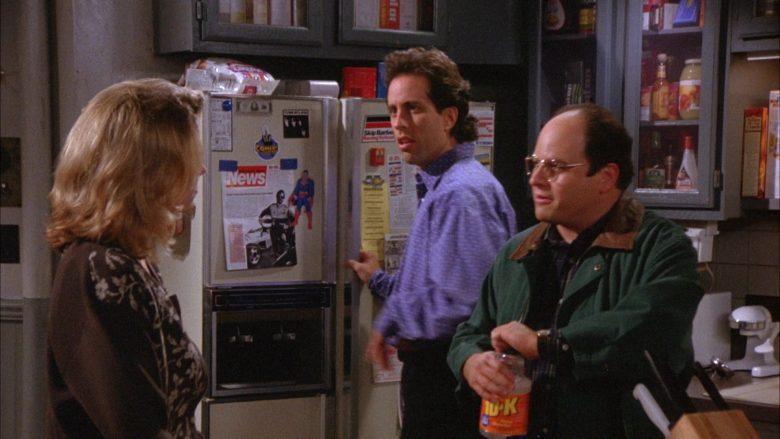 10-K Sports Drink Enjoyed by Jason Alexander as George Costanza in Seinfeld Season 6 Episode 4 (1)