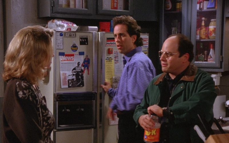 10-K Sports Drink Enjoyed by Jason Alexander as George Costanza in Seinfeld Season 6 Episode 4 (1)
