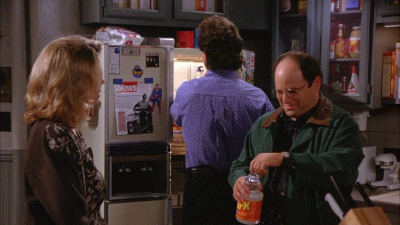 10-K Sports Drink Enjoyed by Jason Alexander as George Costanza in Seinfeld Season 6 Episode 4 (2)