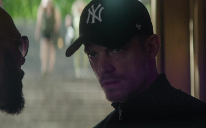 '47 Brand MLB New York Yankees Cap Worn by Joel Kinnaman in The Informer (2)
