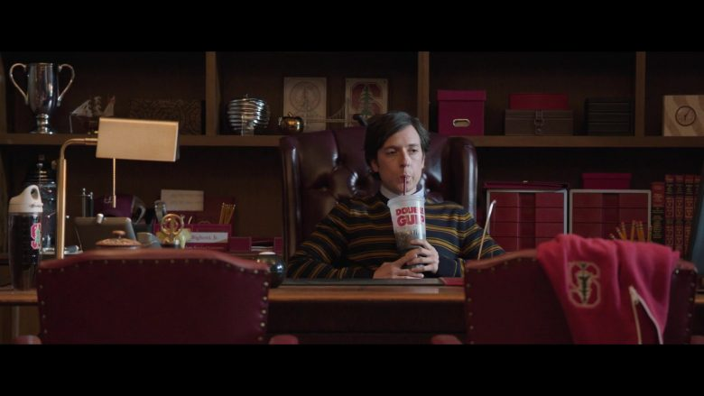 7-Eleven Double Gulp Drink Enjoyed by Josh Brener as Nelson 'Big Head' Bighetti in Silicon Valley Season 6 Episode 1