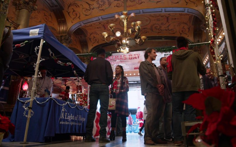 A Light Of Hope Youth group in Santa Clarita, California in Good Trouble Season 2 Episode 10