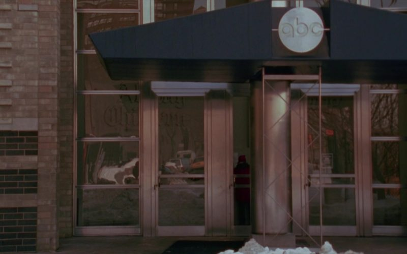 ABC Studios in Seinfeld Season 5 Episode 16 The Stand-In (1)