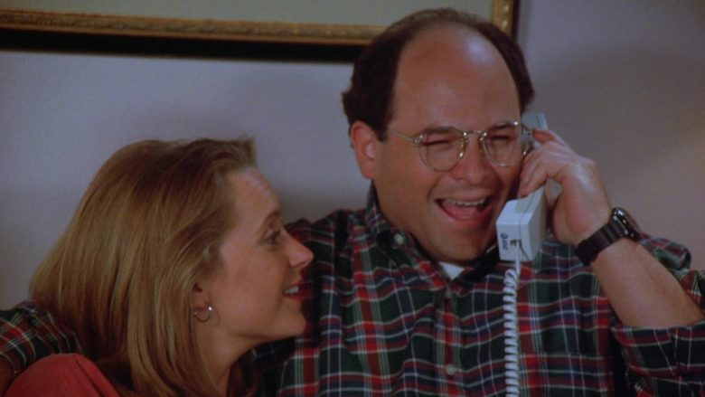 AT&T Phone Used by Jason Alexander as George Costanza in Seinfeld Season 7 Episode 1 The Engagement (1)