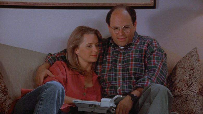 AT&T Phone Used by Jason Alexander as George Costanza in Seinfeld Season 7 Episode 1 The Engagement (2)