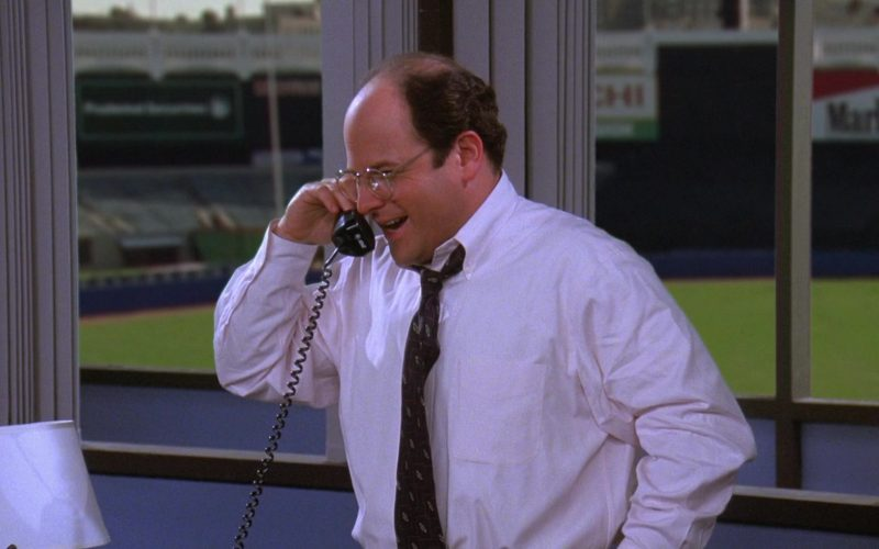 AT&T Phone Used by Jason Alexander as George Costanza in Seinfeld Season 7 Episode 5 (1)
