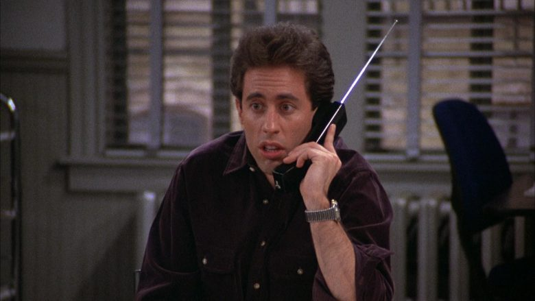 AT&T Phone Used by Jerry Seinfeld in Seinfeld Season 2 Episode 5