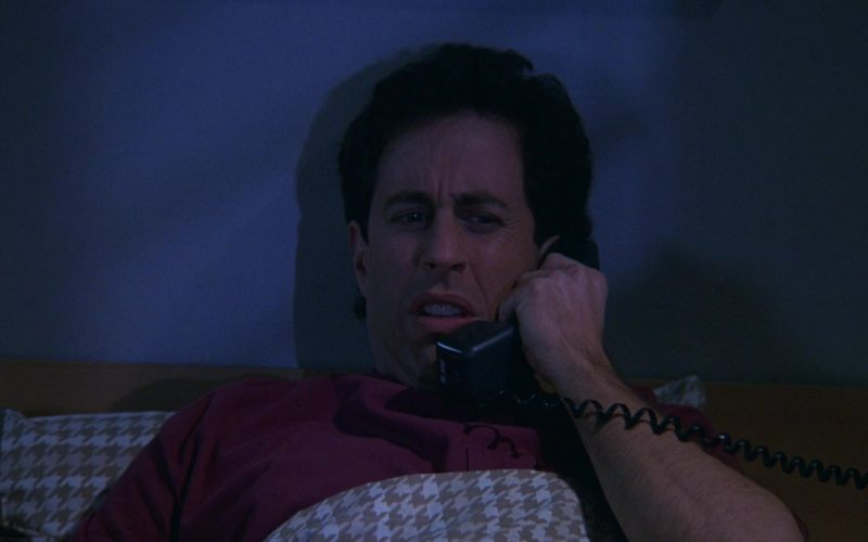 AT&T Phone Used by Jerry Seinfeld in Seinfeld Season 9 Episode 17 The Bookstore