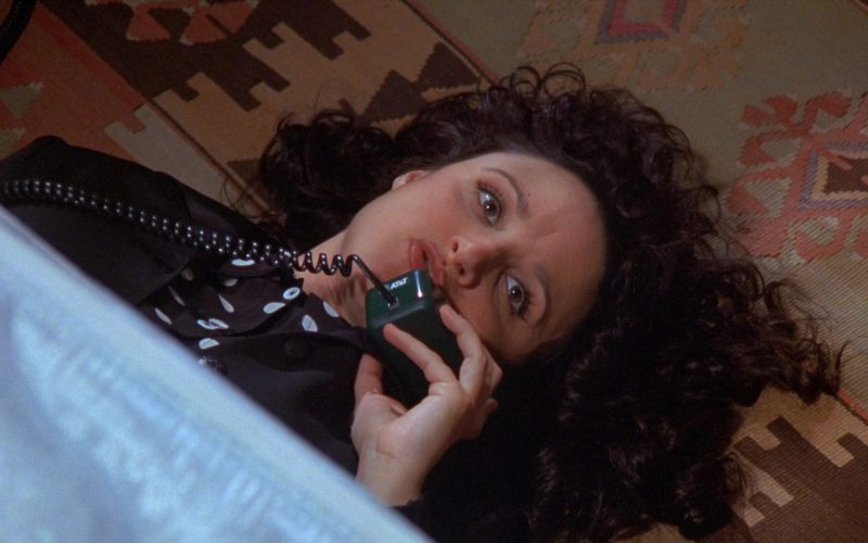 AT&T Phone Used by Julia Louis-Dreyfus as Elaine Benes in Seinfeld Season 8 Episode 18 The Nap (2)