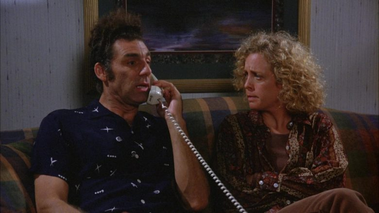 AT&T Phone Used by Michael Richards as Cosmo Kramer in Seinfeld Season 6 Episode 4 (3)