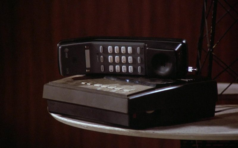 AT&T Phone Used by Michael Richards as Cosmo Kramer in Seinfeld Season 7 Episode 14-15 (1)