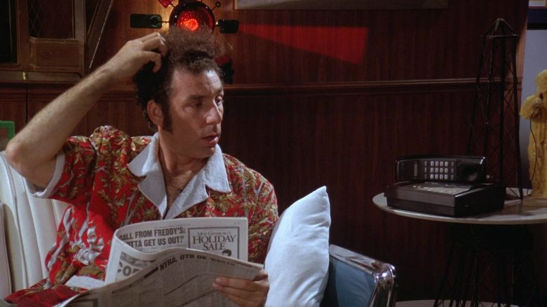 AT&T Phone Used by Michael Richards as Cosmo Kramer in Seinfeld Season 7 Episode 14-15 (2)