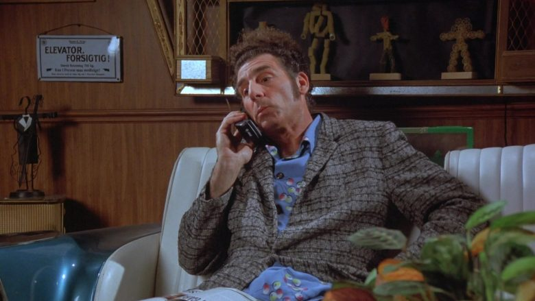 AT&T Phone Used by Michael Richards as Cosmo Kramer in Seinfeld Season 7 Episode 14-15 (3)