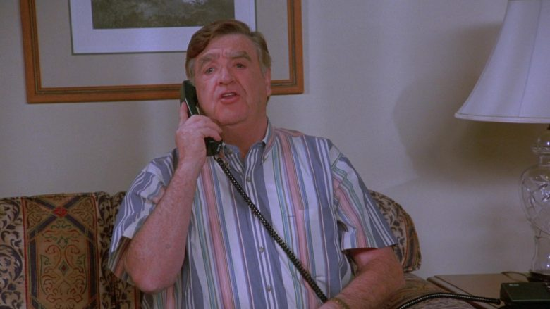 AT&T Telephone Used by Barney Martin in Seinfeld Season 7 Episode 16 The Shower Head