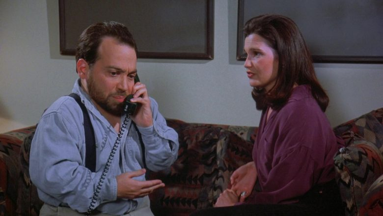 AT&T Telephone Used by Danny Woodburn in Seinfeld Season 7 Episode 23 The Wait Out (1)