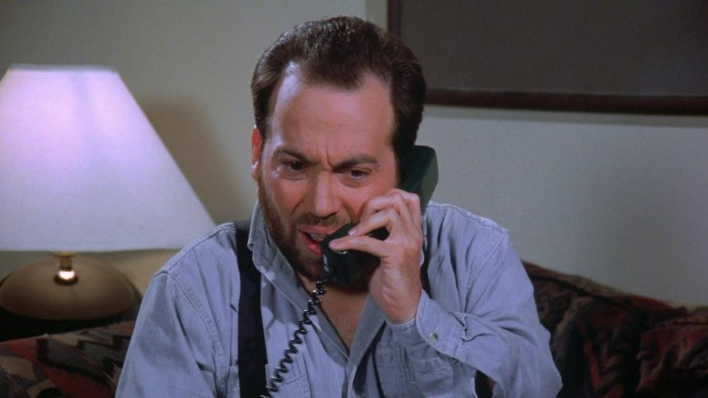 AT&T Telephone Used by Danny Woodburn in Seinfeld Season 7 Episode 23 The Wait Out (2)