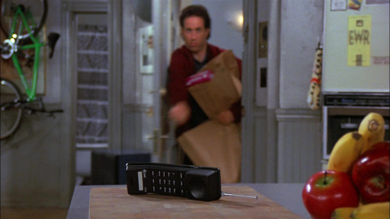 AT&T Telephone Used by Jerry in Seinfeld Season 8 Episode 1 The Foundation (2)