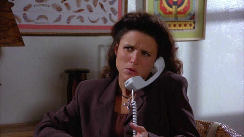 AT&T Telephone Used by Julia Louis-Dreyfus as Elaine Benes in Seinfeld Season 6 Episode 4 (3)