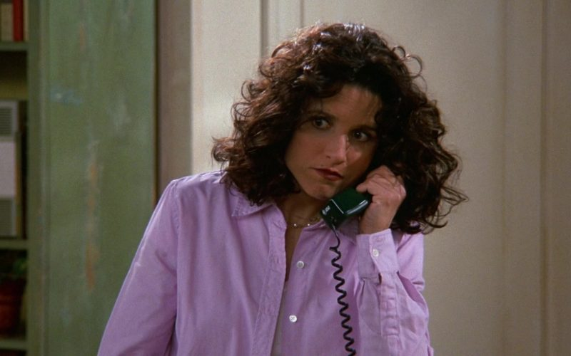AT&T Telephone Used by Julia Louis-Dreyfus as Elaine Benes in Seinfeld Season 9 Episode 19 The Maid (1)