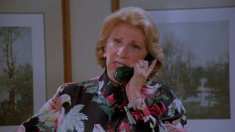 AT&T Telephone Used by Liz Sheridan in Seinfeld Season 7 Episode 16 The Shower Head (1)