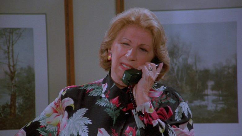 AT&T Telephone Used by Liz Sheridan in Seinfeld Season 7 Episode 16 The Shower Head (2)