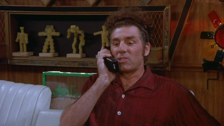 AT&T Telephone Used by Michael Richards as Cosmo Kramer in Seinfeld Season 7 Episode 8 (3)