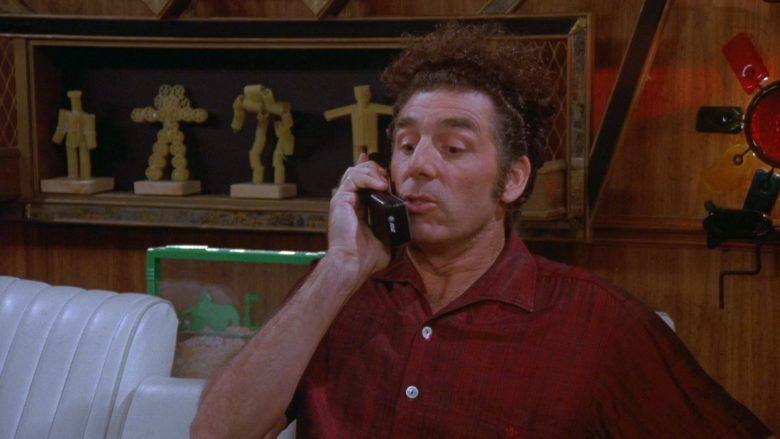 AT&T Telephone Used by Michael Richards as Cosmo Kramer in Seinfeld Season 7 Episode 8 (4)