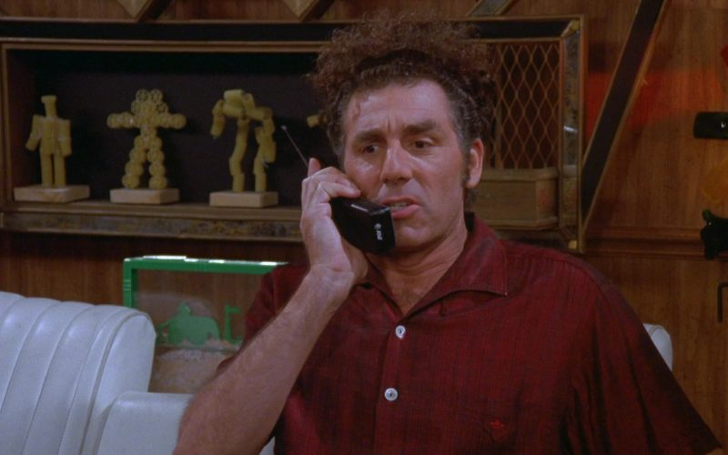 AT&T Telephone Used by Michael Richards as Cosmo Kramer in Seinfeld Season 7 Episode 8 (5)