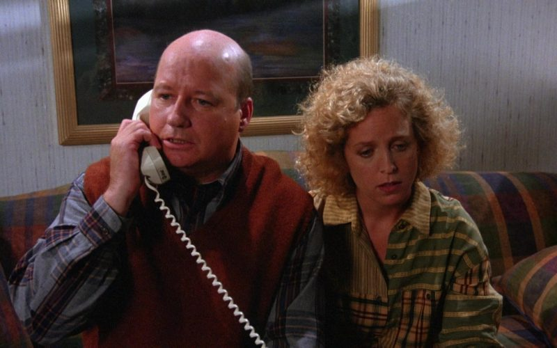 AT&T Telephone in Seinfeld Season 6 Episode 3 The Pledge Drive