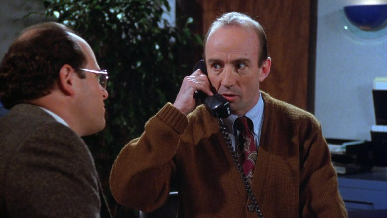 AT&T Telephone in Seinfeld Season 7 Episode 21-22 The Bottle Deposit