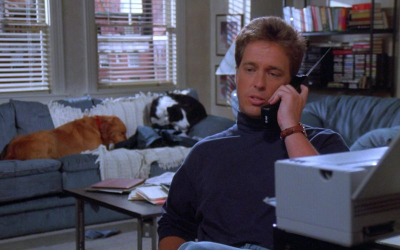 AT&T Telephone in Seinfeld Season 7 Episode 4 The Wink