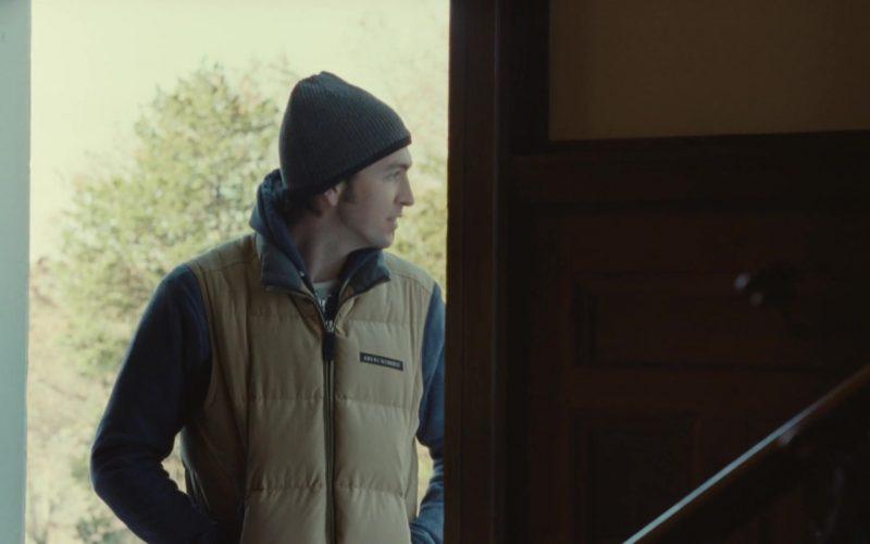 Abercrombie Vest Worn by Nicholas Braun as Greg Hirsch in Succession Season 1 Episode 5 I Went to Market (2)