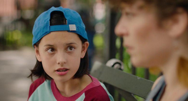 Adidas Cap Worn by Oona Yaffe in Before You Know It (2019)