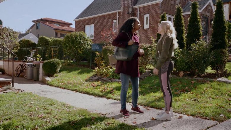 Adidas Shoes For Women Worn by Lauren Lim Jackson as Natalie in Almost Family Season 1 Episode 8
