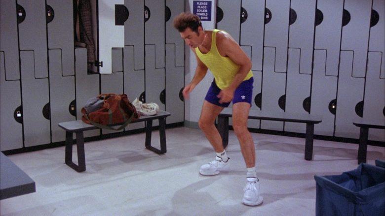 Adidas Shorts Worn by Michael Richards as Cosmo Kramer in Seinfeld Season 6 Episode 19 (1)