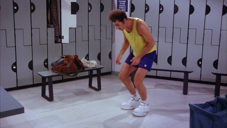 Adidas Shorts Worn by Michael Richards as Cosmo Kramer in Seinfeld Season 6 Episode 19 (2)