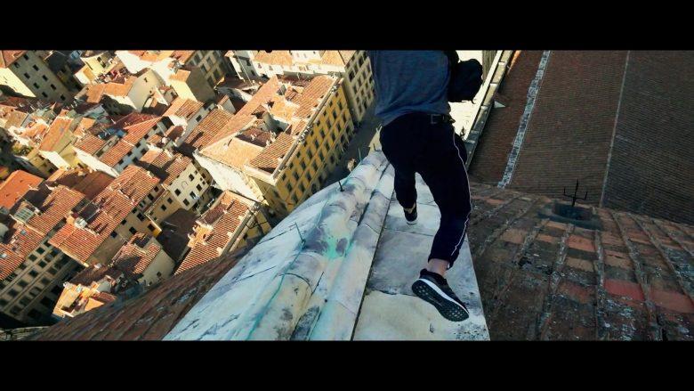 Adidas Sneakers Worn by Ben Hardy in 6 Underground (1)