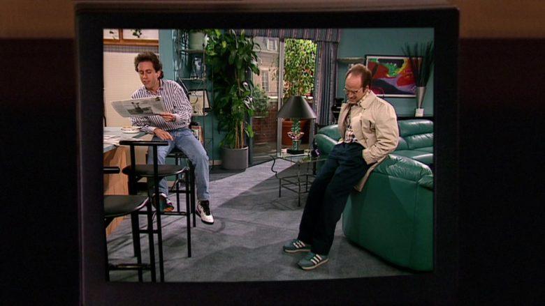 Adidas Sneakers in Seinfeld Season 4 Episodes 23-24 The Pilot