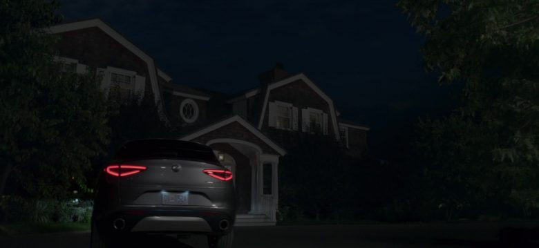 "Alfa Romeo Stelvio SUV in Truth Be Told Season 1 Episode 6 ""No Buried, Planted"" (2019) TV Show"