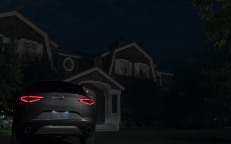 Alfa Romeo Stelvio SUV in Truth Be Told Season 1 Episode 6 No Buried, Planted (1)