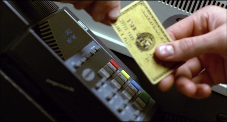 American Express Card in Josie and the Pussycats (2001)