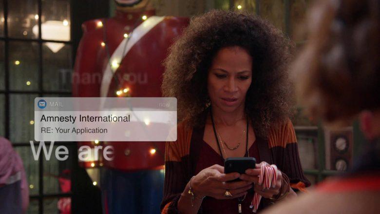 Amnesty International Non-Governmental Organization in Good Trouble Season 2 Episode 10 (1)