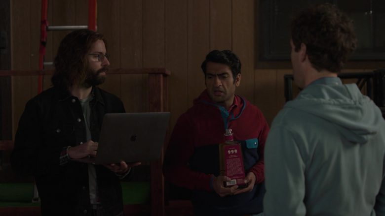 Apple MacBook Laptop Used by Martin Starr as Bertram Gilfoyle in Silicon Valley Season 6 Episode 6 (1)