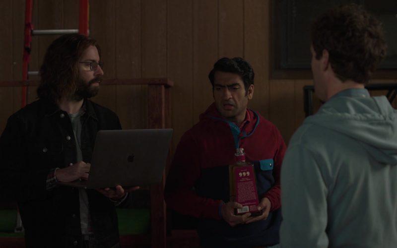 Apple MacBook Laptop Used by Martin Starr as Bertram Gilfoyle in Silicon Valley Season 6 Episode 6 (1)