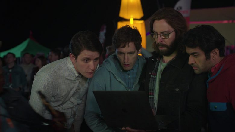 Apple MacBook Laptop Used by Martin Starr as Bertram Gilfoyle in Silicon Valley Season 6 Episode 6 (3)